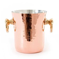 Gold/ Copper Bar Ice Bucket NJO-4866