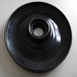 Black Industrial Rubber Diaphragm