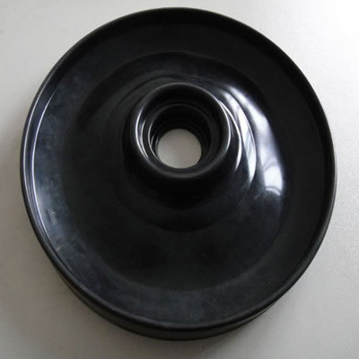 METAL INSERTED RUBBER DIAPHRAGM