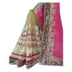 b706dbb5f1 Fancy Rajasthani Saree at Rs 2000 /piece(s) | Jaipuri Saree | ID ...