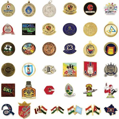 Lapel Pins - Accessories Lapel Pins Exporter from Delhi