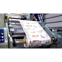 Multi Color Flexographic Printing Service