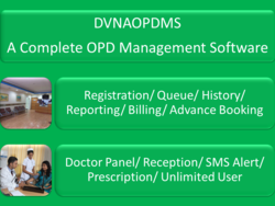 2020 Online/Offline OPD Management Software, Free Demo/Trial Available, For Windows