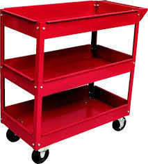 Workshop Tool Trolley
