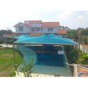 Swimming Pool Roof Covering