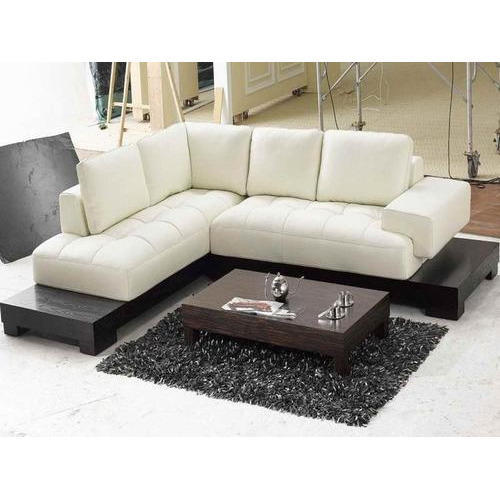 Cane Sofa Set Price In Delhi: L Shape Sofa Set