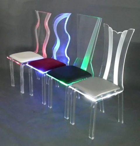 Classy Acrylic Chair