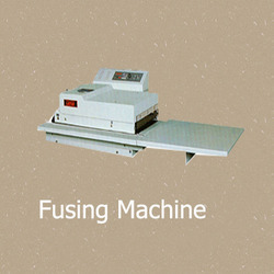 Belt Fusing Machine For Garments