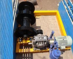 Goods Lifts - Electric Power Winch Manufacturer from Coimbatore