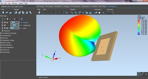 Imst Gmbh 3d Em Field Simulation Software For Rf Antennas