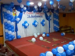 Party Decoration Services, Wedding Hall Decoration in Chennai