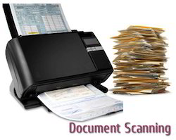 Paper Bulk Document Scanning, in Delhi Ncr, Dimension / Size: A4, A4 & Legal