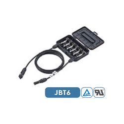 6- Rail Solar Junction Box