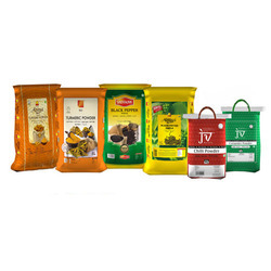 Polyhive Spice Packaging Bag