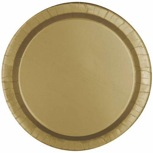 Disposable Kraft Paper Plates  sc 1 st  IndiaMART & Disposable Kraft Paper Plates | Keerthana Enterprises | Manufacturer ...