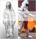 Aluminised Fire Proximity Suit