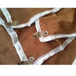 Vermaculite Coated Ceramic Cloth