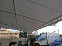 Tensile Roof Structure