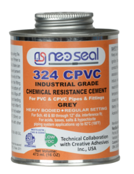 Chemical Resistance Solvent Cement