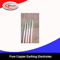 Pure Copper Earthing Electrodes