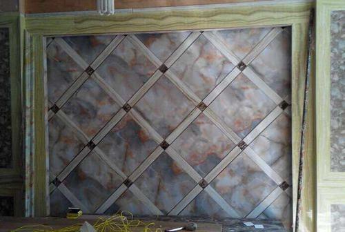 Pvc Decorative Marble Sheet पीवीसी मार्बल शीट Madaan
