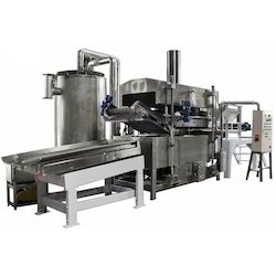 Namkeen Continuous Frying Machines