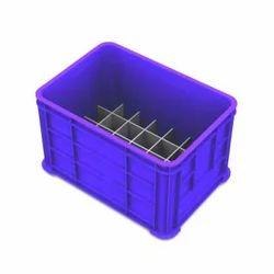 Jumbo Industrial Plastic Crates