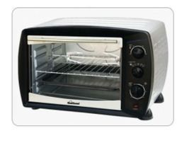 Sunflame Royal-35 Rc SS Oven Toaster Grilller