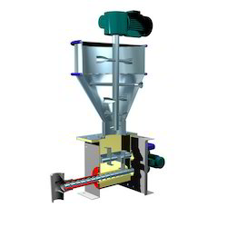 Micro Batch Screw Feeder