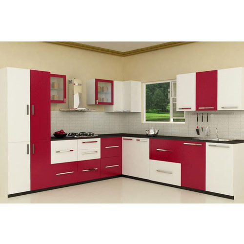 Lovely Modular Kitchen Cabinets Chennai