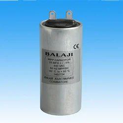 25 MFD Aluminium MPP Capacitor