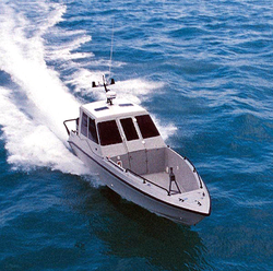 Viper Military Strike Craft Boat