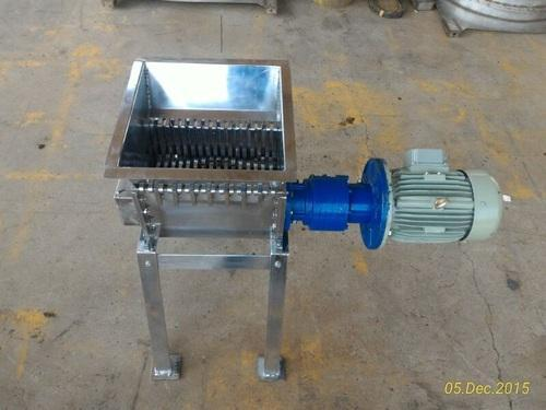 Shredders Food Waste Shredder Manufacturer From Pune