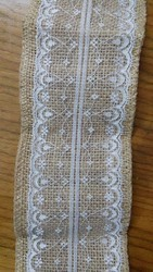 Fancy Lace Jute