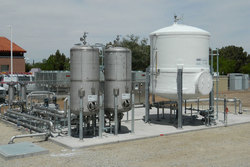 Biogas Purification Plant