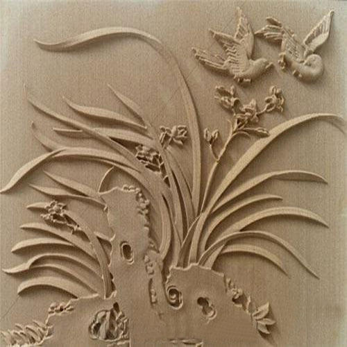 Natural Sandstone 3D Wall Art