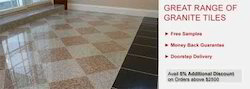 Granite Tiles, for Hardscaping, Outdoor