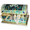Meenakari Jewelry Box