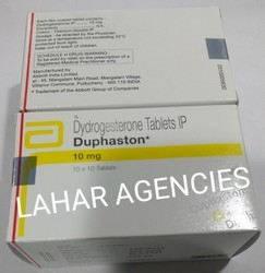 Duphaston Tablet, Dose: 10 mg