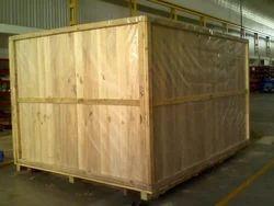 Plywood Pinewood Heavy Box