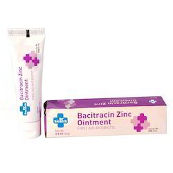 Bacitracin Zinc Ointment 0.5 Oz (14g)