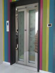 SS Glass Doors