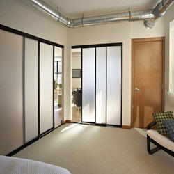Gypsum Wall Partitions