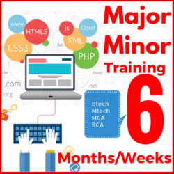 Major And Minor Training For 6 Week And 6 Month (cs/it)
