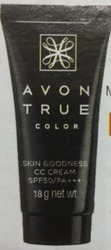 Avon True CC Cream, For Personal, Packaging Size: Tube Of 18 Gm