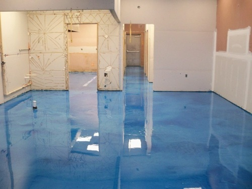 Epoxy Flooring Sv Enterprises Secunderabad Wholesale