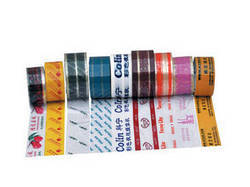 Printed BOPP Tapes, for Packaging, Size: Standard