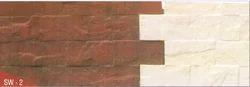 Fancy Stone Finish Wall