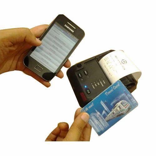 BluPrints AEM2BT-RF Bluetooth RFID Reader Thermal Receipt Printer