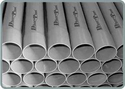 dhara plast Polished PVC Pipes